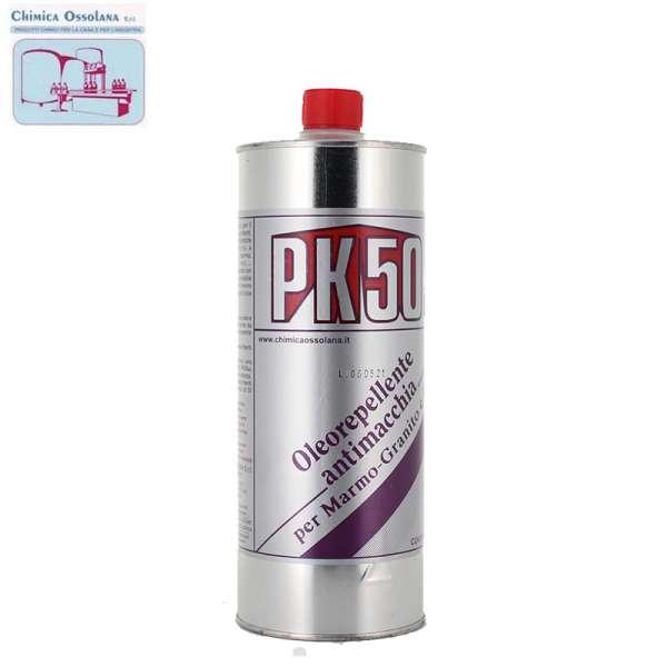 PK 50 Oleorepellente Antimacchia per marmo granito cotto