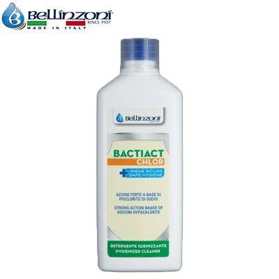 Detergente igienizzante a base di Ipoclorito di sodio Bactiact Chlor