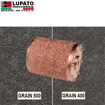 DIA-ROLLEX Effetto pettinato su granito