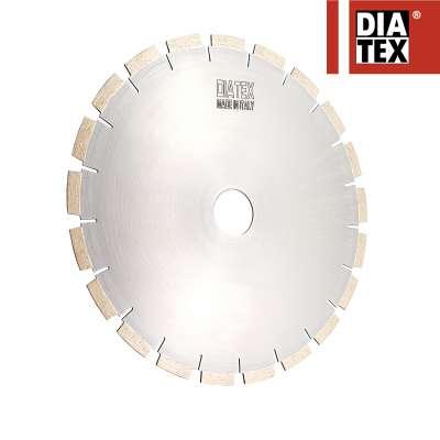Diatex Disco diamantato per granito silenziato