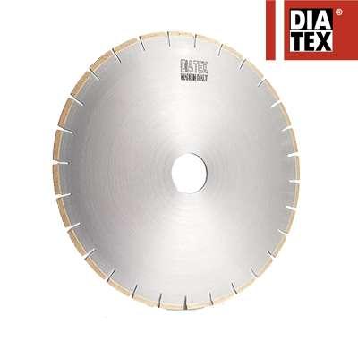 Disco Diamantato per Marmo Silenziato – Diatex