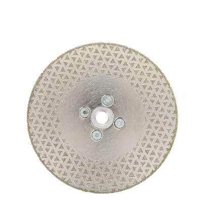 Disco diamantato elettrodeposto diam. 150 Gold M14