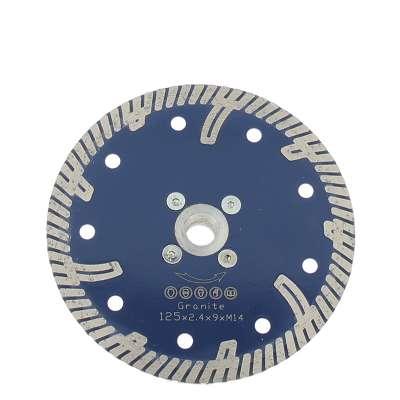 Disco Diamantato per Granito NTP 125