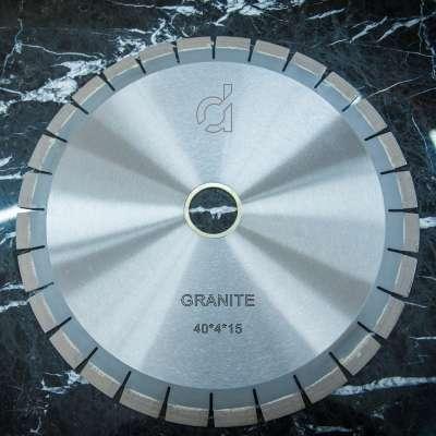 Dischi diamantati Silenziati per taglio granito