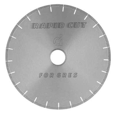 Disco Diamantato per Gres porcellanato Rapid Cut Silenziato