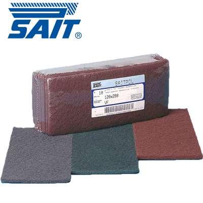 Foglio abrasivo in fibra sintetica SAITPOL