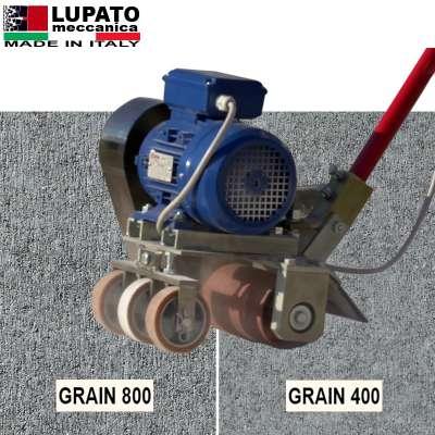 Lupato Meccanica Rullatrice L200 Dia-Abrax
