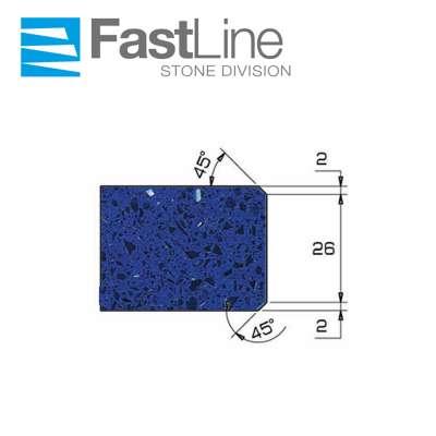 Mola diamantata Fast Line AR30-2