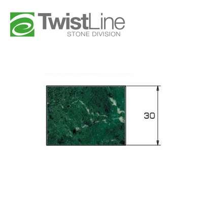 Mola diamantata Profilo Z 30 Twist line per macchine CNC