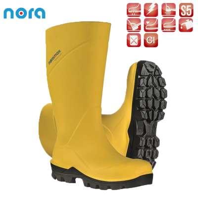Stivali Antinfortunistici S5 in poliuretano Noramax Pro
