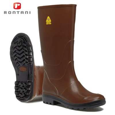 Stivali in gomma Rontani Country marrone