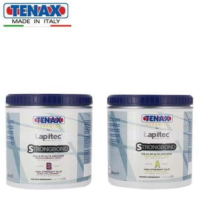 Tenax Strongbond A+B mastice epossidico per Lapitec