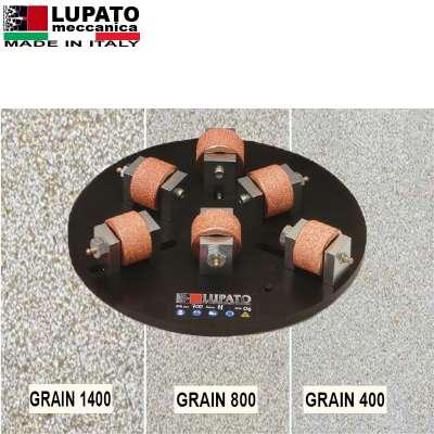 Utensile piatto per la Sabbiatura LUPATO ABRAX 6